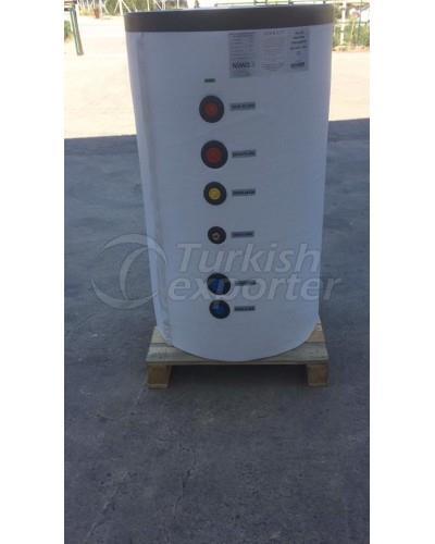 Single Serpentine Electrical Quick Boiler-NTSEB Eko Serisi 150 LT