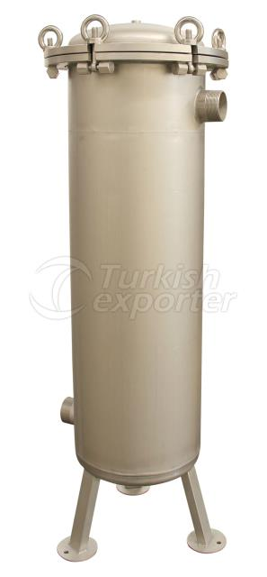 Mechanical Filtration - Stainless Steel Bag Filters