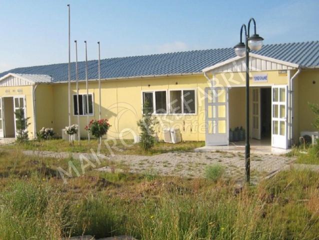 Prefabricated Dining Halls
