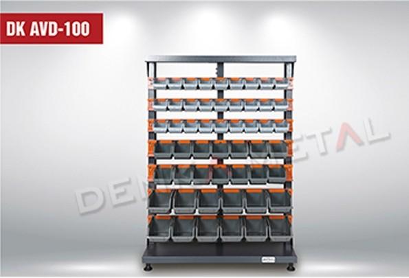 Plastik Avadanlıklar - DK AVD 100