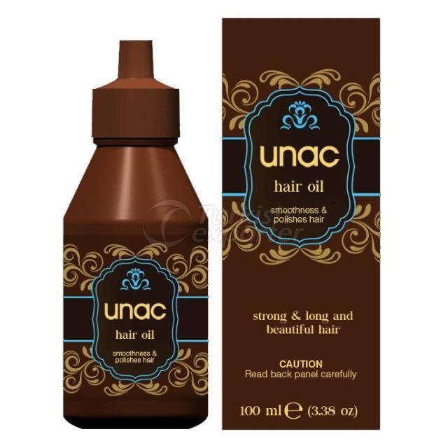 Un4031 - Unac Hair Oil 100ml