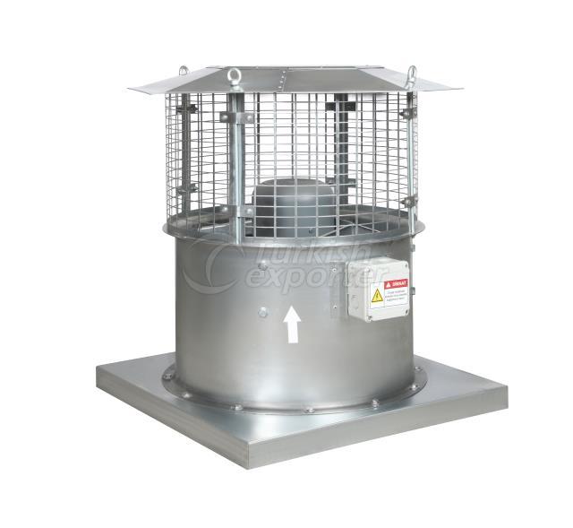 Roof Type Smoke Exhaust Fan