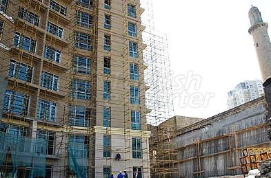 BAKU Nizami المشروع المساكن
