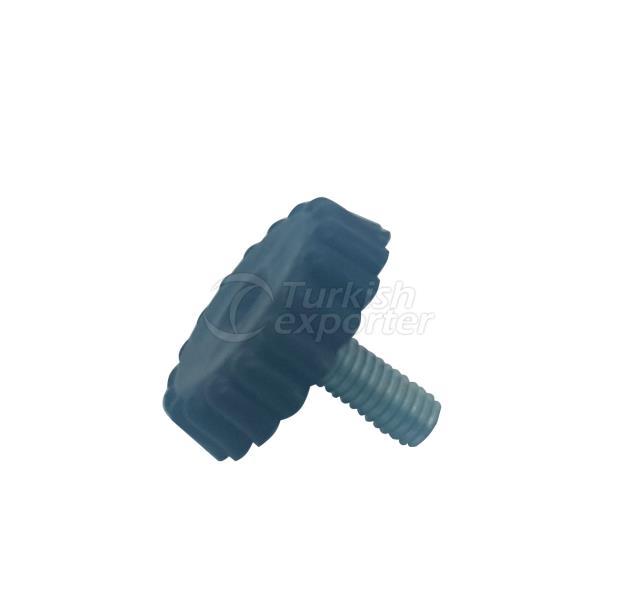 AIR PLUG SCREW 4mm