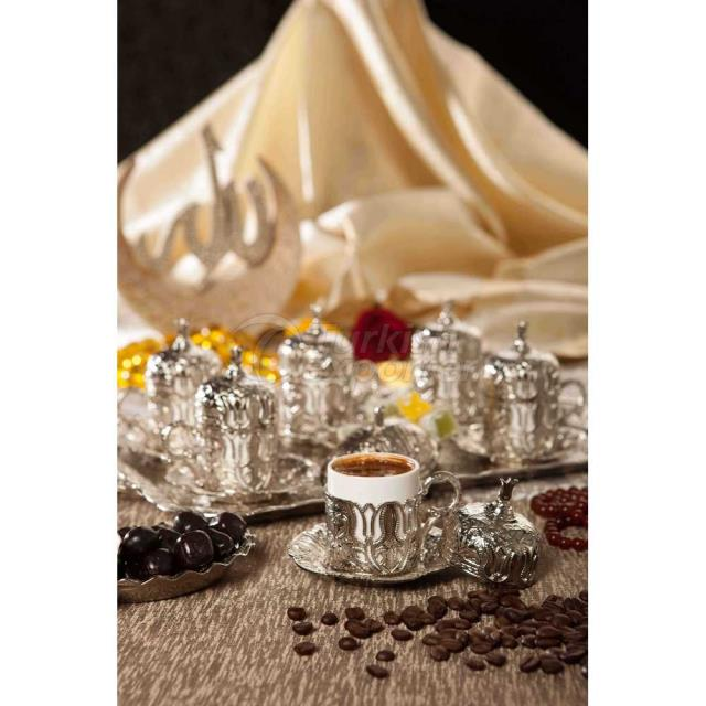 6 Pcs Tea Set