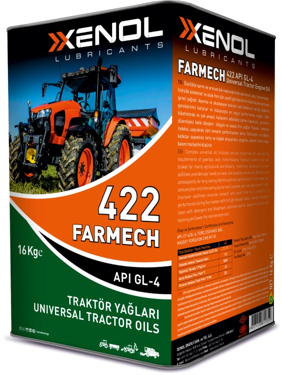 Tractor Oil 422