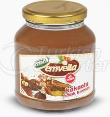 Cream With Cocoa and Hazelnut FKE-01