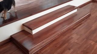 Wooden Parquet - Deck
