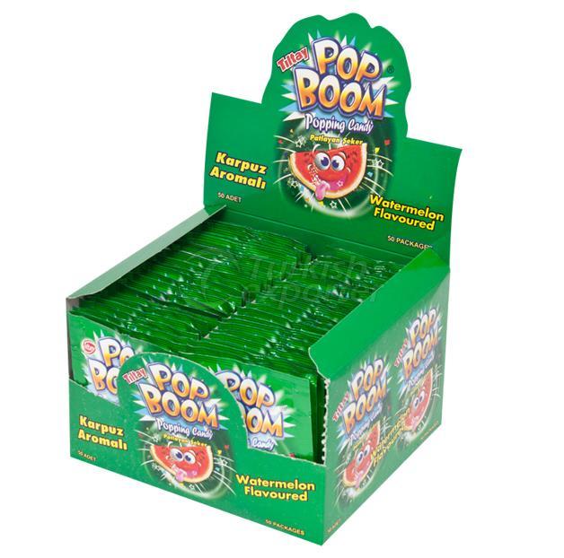 Patlayan Şeker Tekli Paket