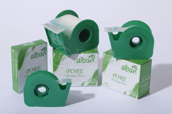 Alban Pore Surgical Paper Plaster