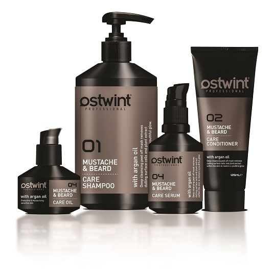 OSTWINT BEARD CARE SERUM & OIL