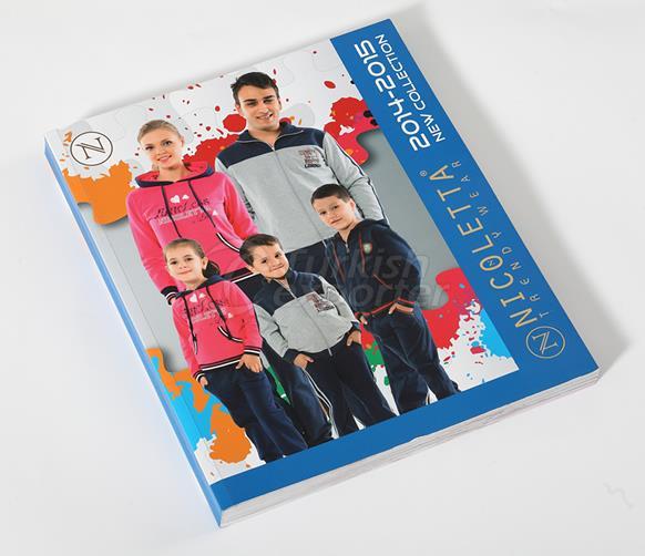 Textile Catalog Designs
