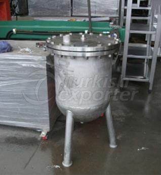 40 Barrier Pressure Tank