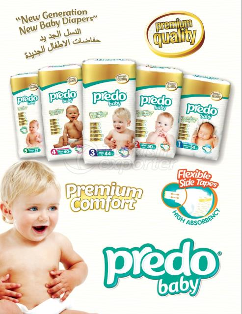 Baby Diaper Predo