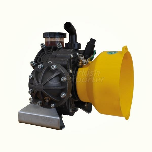 145 Liter 4 Membranes Pumps Models MTS-496D 96