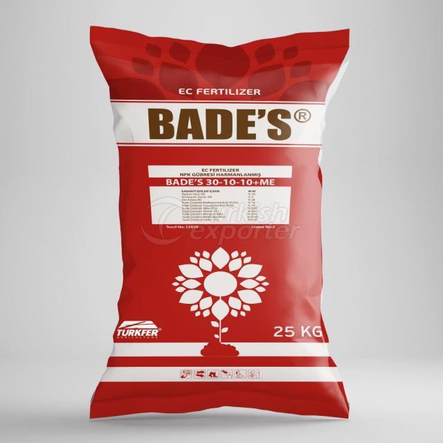 BADE'S 30.10.10-ME