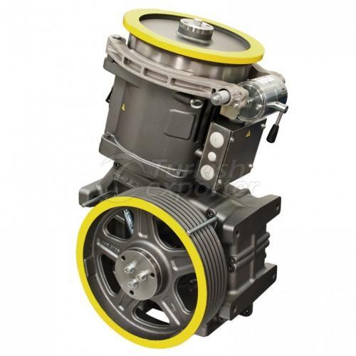 Asansör Makine Motor Sicor05