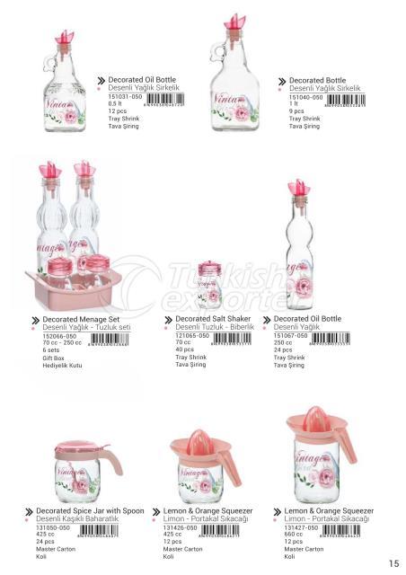 Bottle-Salt Shaker-Squeezer