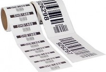 Barcode-Scale Labels