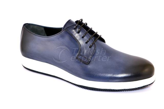 4096-1 N-Blue Shoes