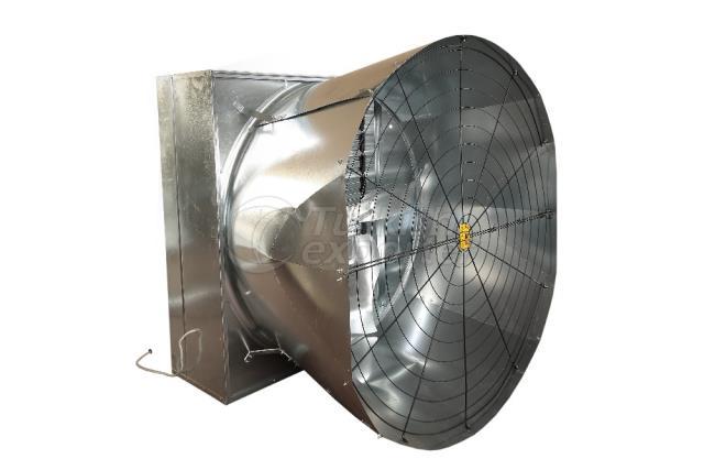 Ventilador de cono EC 50