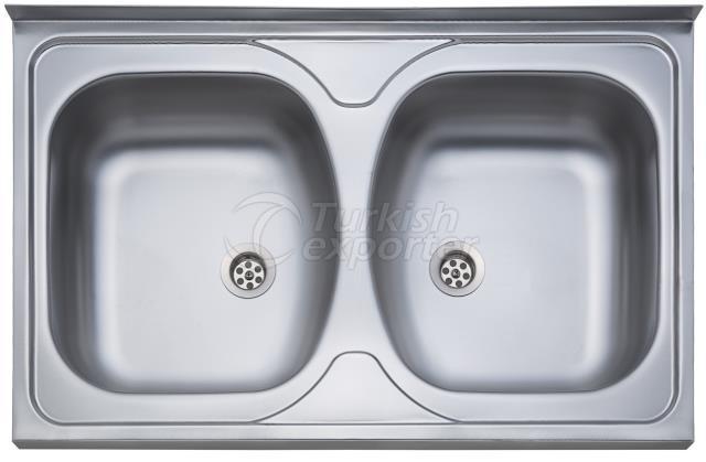 50 x 80 2 bacia Layon Sink