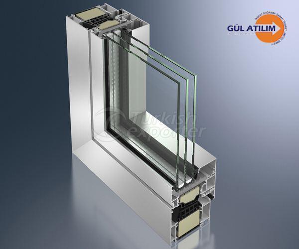 Aluminium Door 02