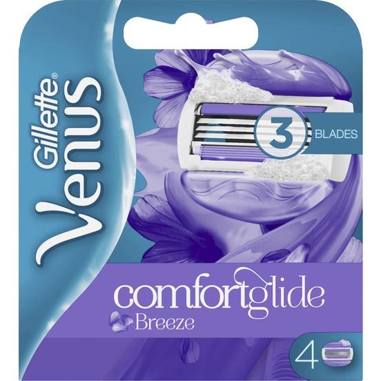 gillette venus comfortglide woman 4 blade