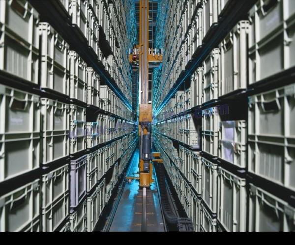 Otomatik Depo Raf Sistemleri
