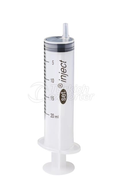 Syringe 2ml 3p