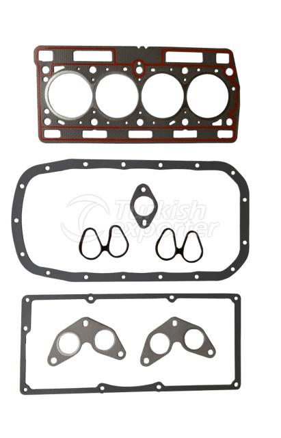 ENGINE HEAD COVER GASKET-SEALLESS