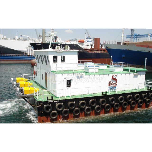 Feed Barge