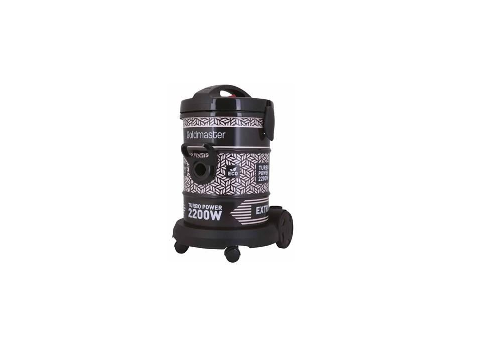 Aspirador de pó a seco e úmido TurboMax-18lt