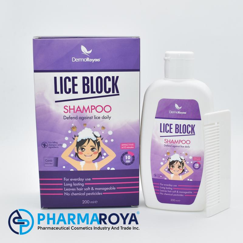 Lice Block Shampoo