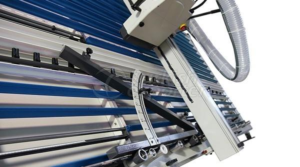 Composite Panel Cutting and Grooving Machines