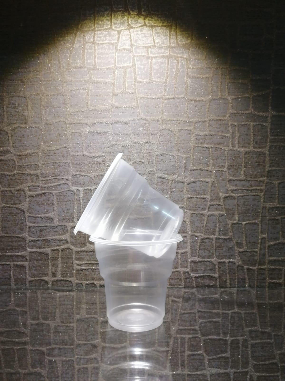 75/160 pp plastic cup