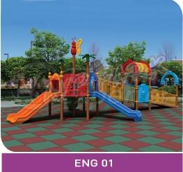 Barrier-Free Play Park