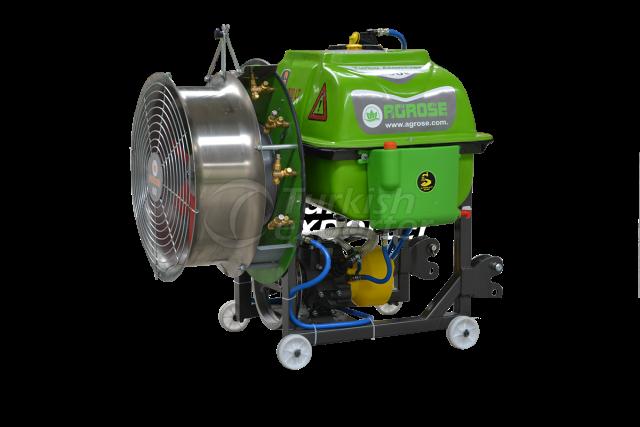 Mounted Type Turbo Atomizer 200 lt