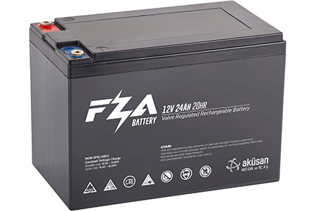 Solar Batteries FZA 24-12