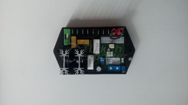 Tarjeta SINCRO AVR (BL4-U)