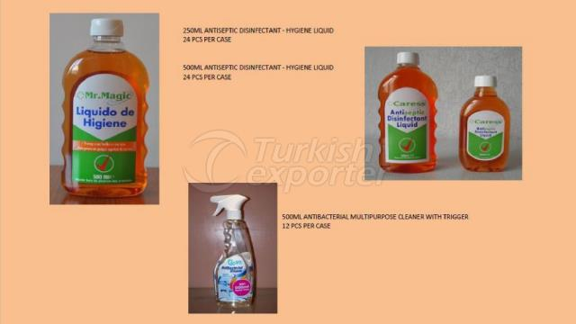 Antiseptic Disinfectant - Cleaner