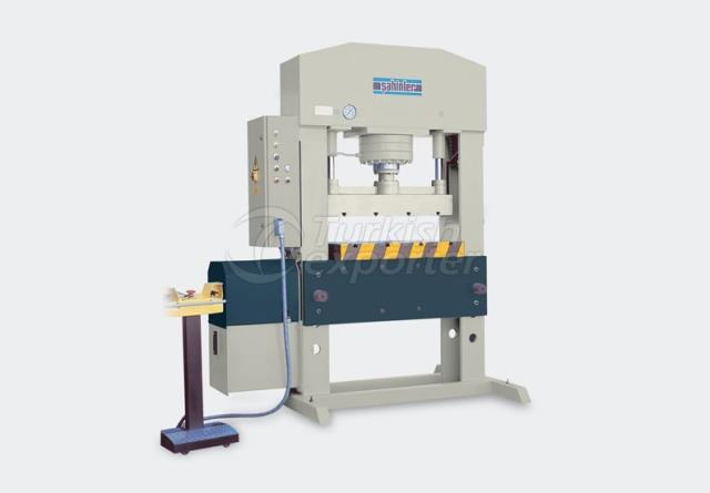 Universal Hydraulic H-Frame Presses - AT