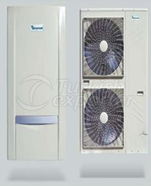 HP-RS120 Hava Kaynaklı Isı Pompası