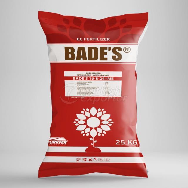 BADE'S 16.8.24-ME