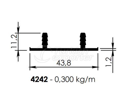 Chipboard Edge - Chipboard Corner