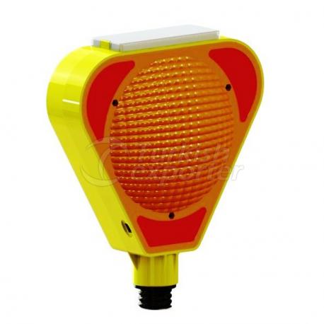 Solar Warning Light - CR 8501