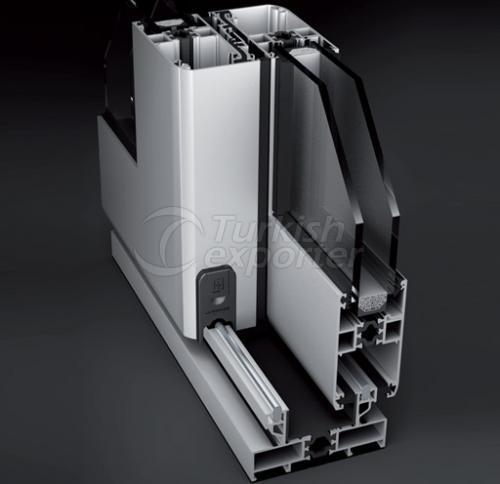 38T Alüminyum Sürme Sistemi