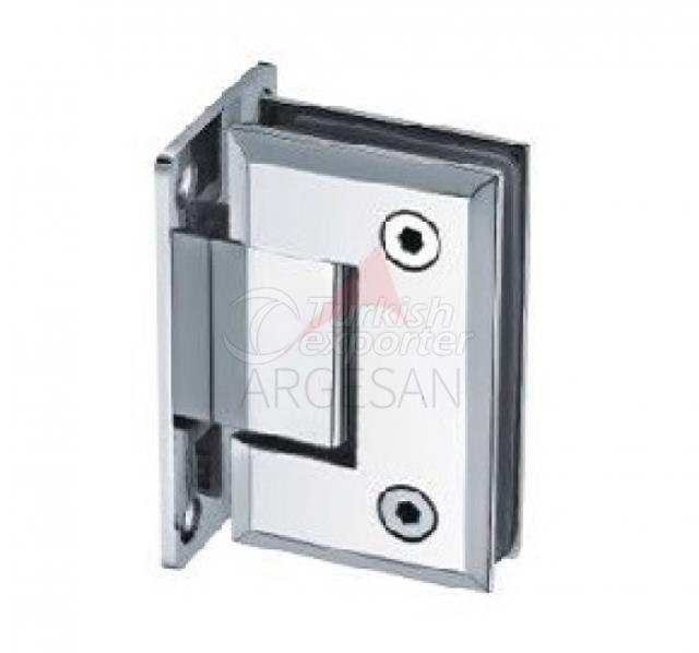 AR 3011 Glass to Wall Hinge