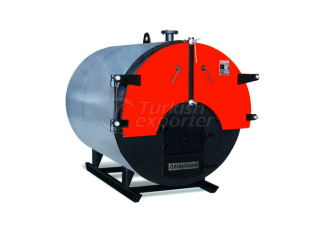 Solid Fuel Fired Hot Water Boilers OKK Type