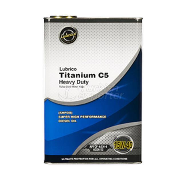 Titanyum C5 15W/40